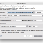 OS X Eclipse Launcher 2.0 released